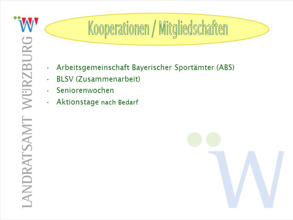 Kooperationen / Mitgliedschaften