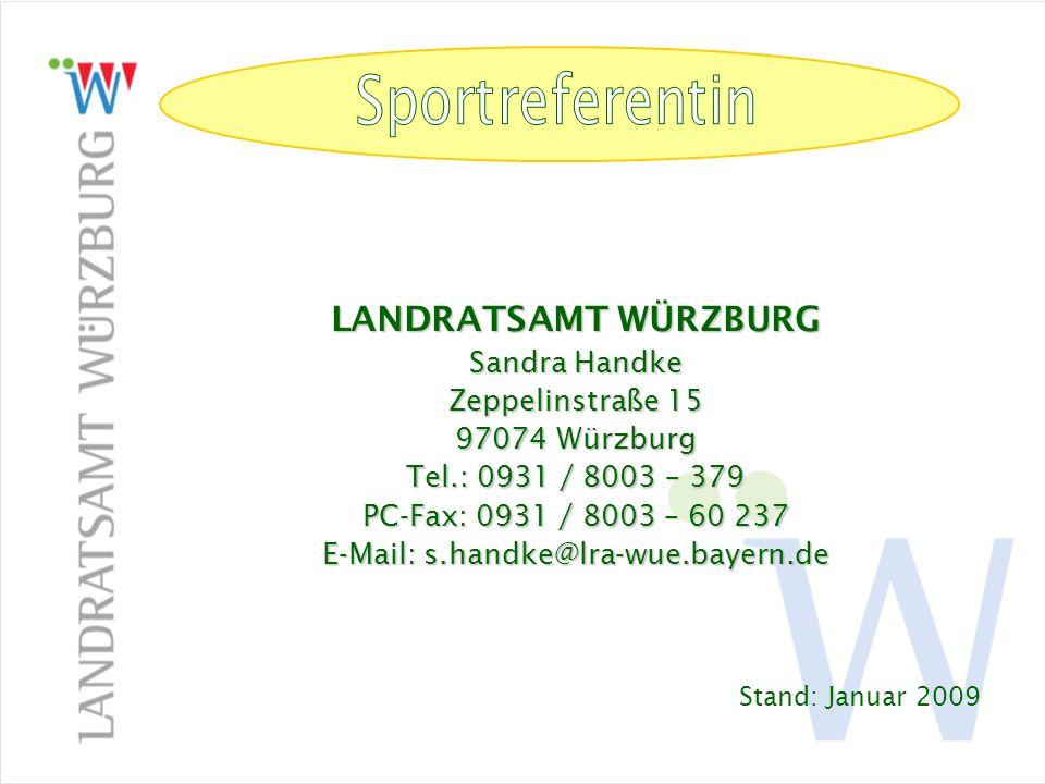 Arbeitskreis Sport in Schule und Verein (Kreisebene)