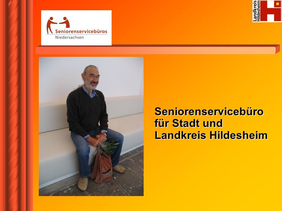 Seniorenservicebüro für Stadt und Landkreis Hildesheim