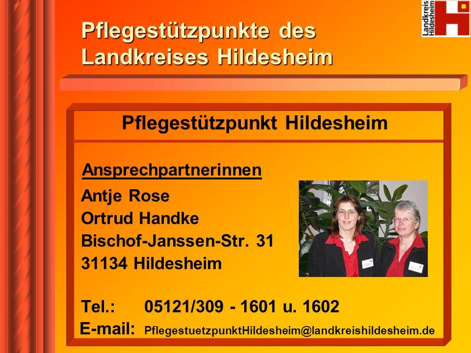 Pflegestützpunkt Hildesheim