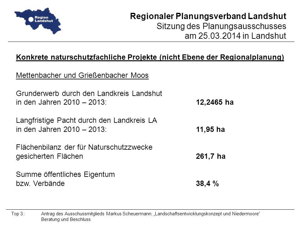 Mettenbacher und Grießenbacher Moos