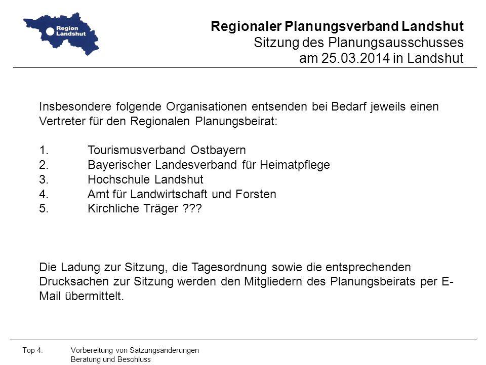 1. Tourismusverband Ostbayern