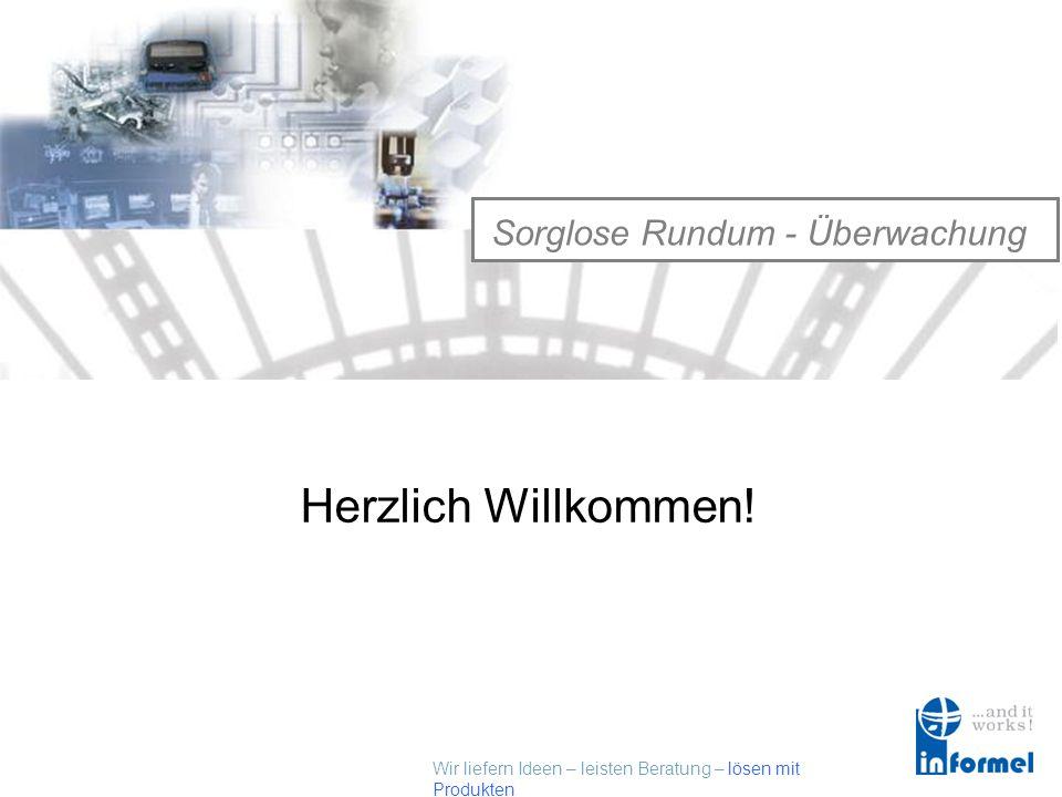 Sorglose Rundum - Überwachung