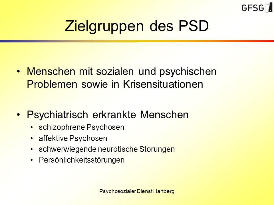 Psychosozialer Dienst Hartberg