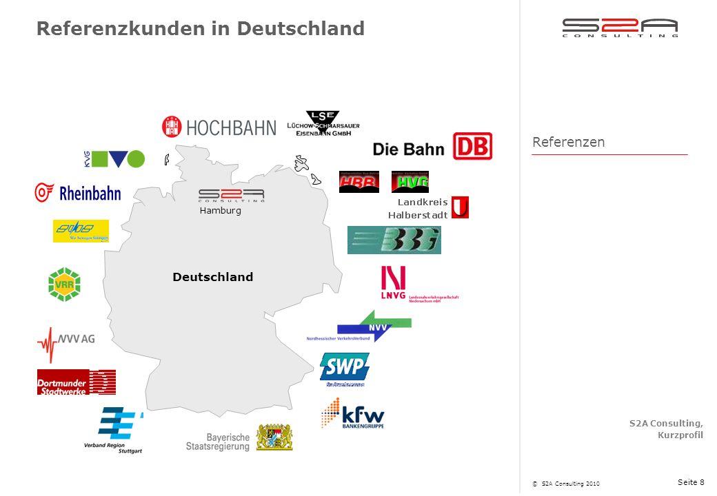 Referenzkunden in Deutschland