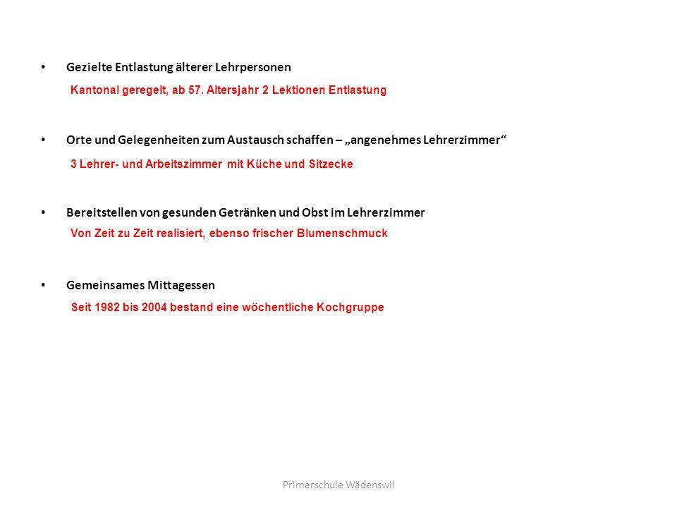 Primarschule Wädenswil