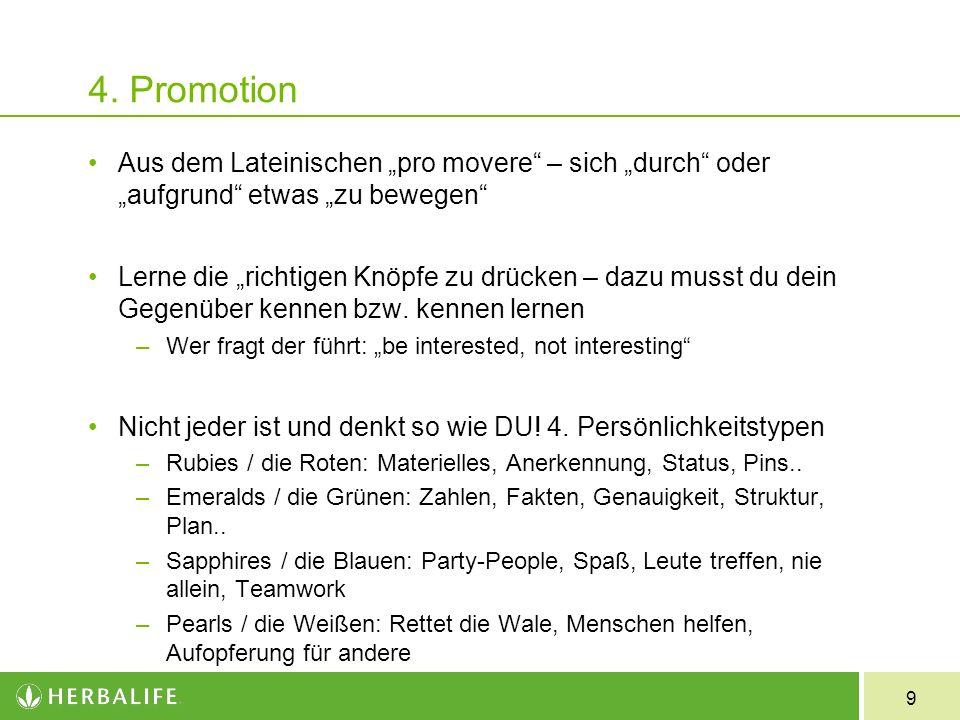 """4. Promotion Aus dem Lateinischen """"pro movere – sich """"durch oder """"aufgrund etwas """"zu bewegen"""
