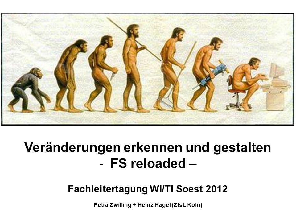 Veränderungen erkennen und gestalten FS reloaded –
