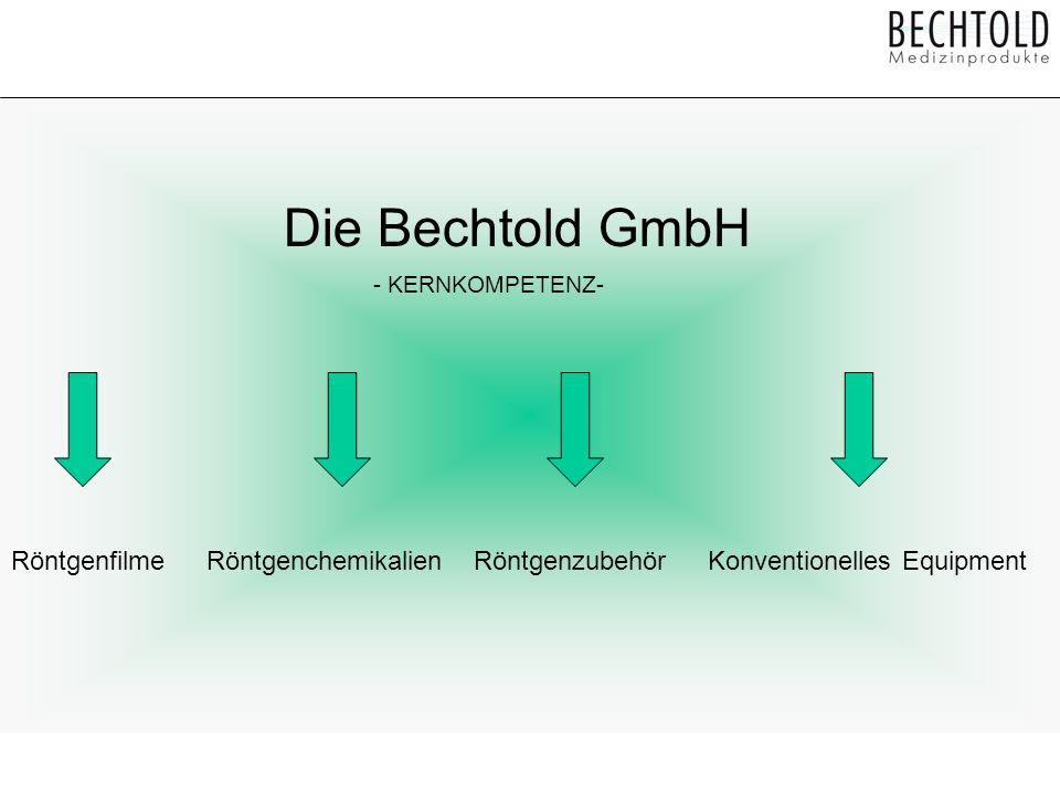 Die Bechtold GmbH Röntgenfilme Röntgenchemikalien Röntgenzubehör
