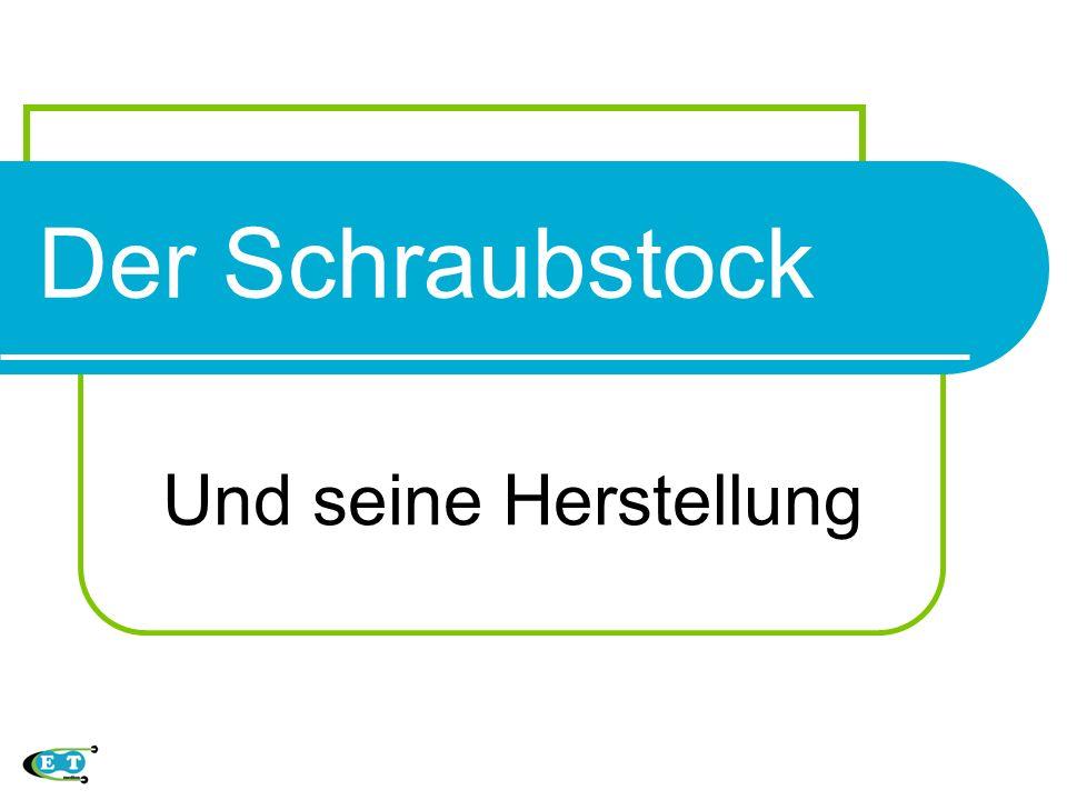 Index des Schraubstockes