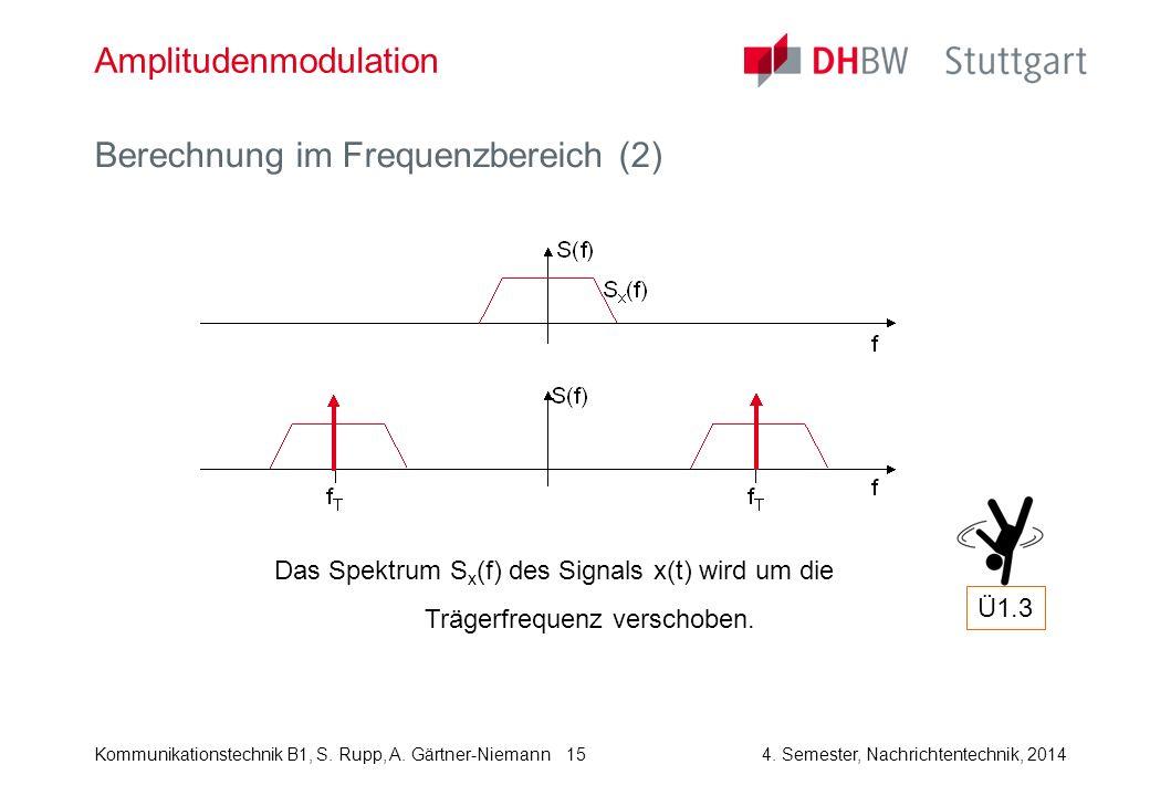 Amplitudenmodulation