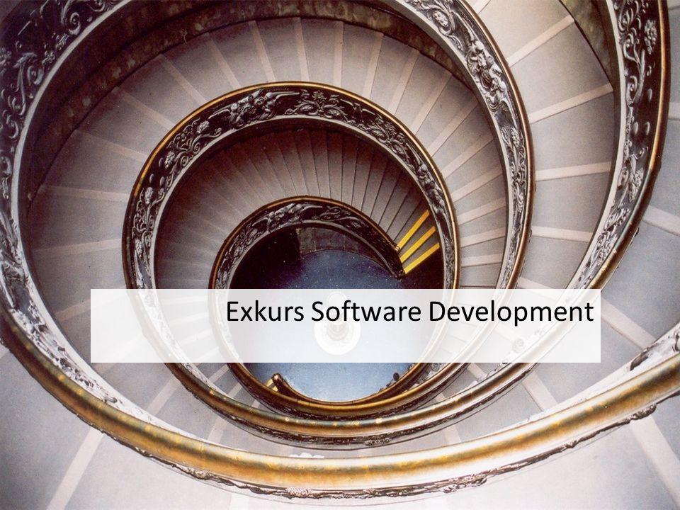 Exkurs Software Development