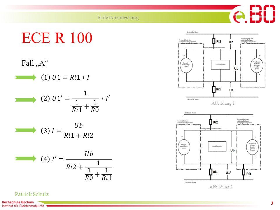 "ECE R 100 Fall ""A 1 𝑈1=𝑅𝑖1∗𝐼 2 𝑈 1 ′ = 1 1 𝑅𝑖1 + 1 𝑅0 ∗𝐼′"