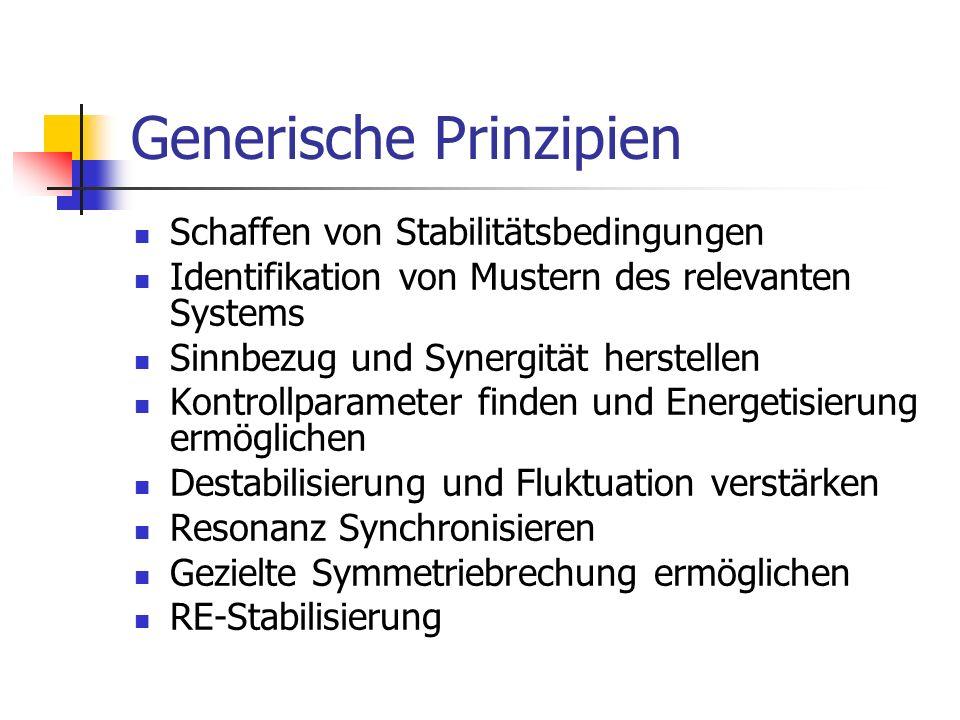 Generische Prinzipien