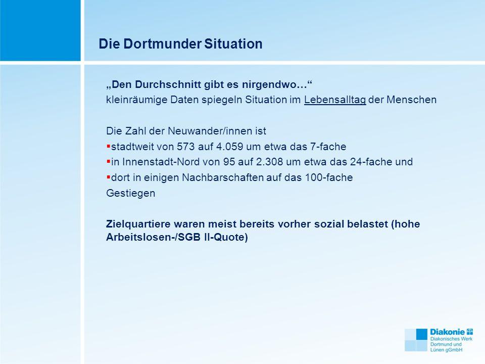 Die Dortmunder Situation