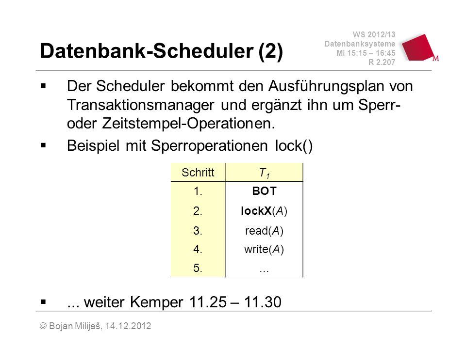 Datenbank-Scheduler (2)