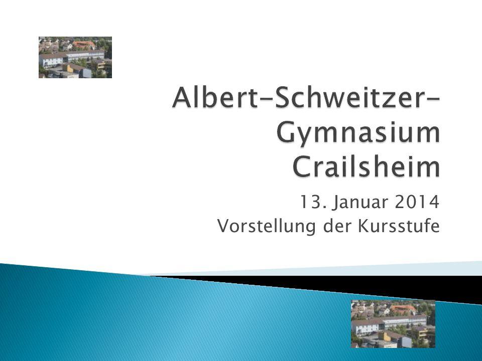 Albert-Schweitzer-Gymnasium Crailsheim
