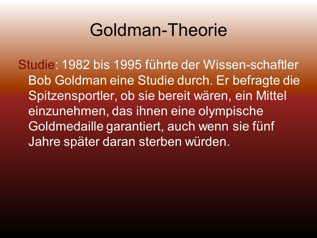Goldman-Theorie