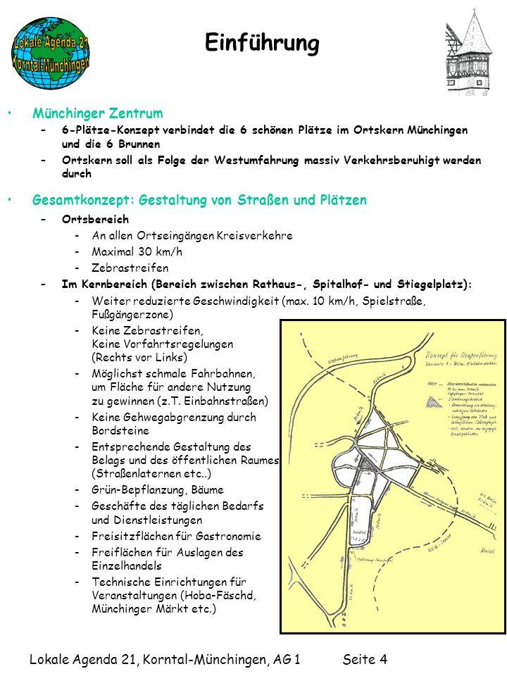 Einführung Münchinger Zentrum