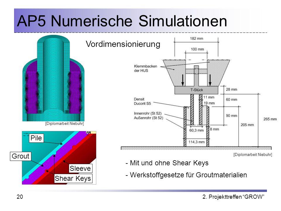 AP5 Numerische Simulationen