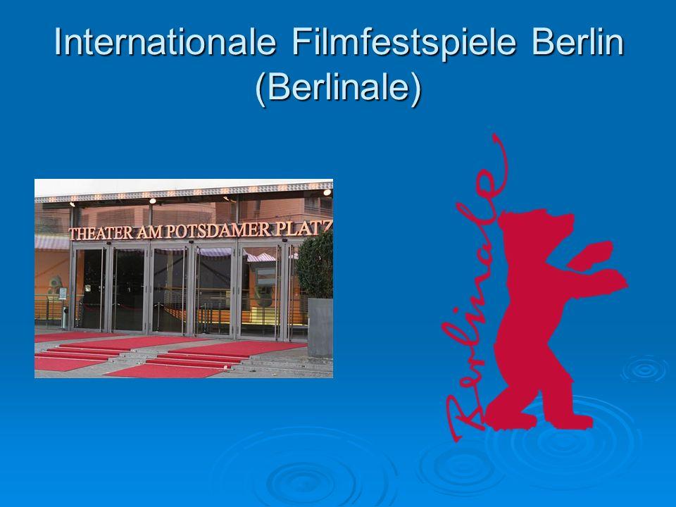 Internationale Filmfestspiele Berlin (Berlinale)