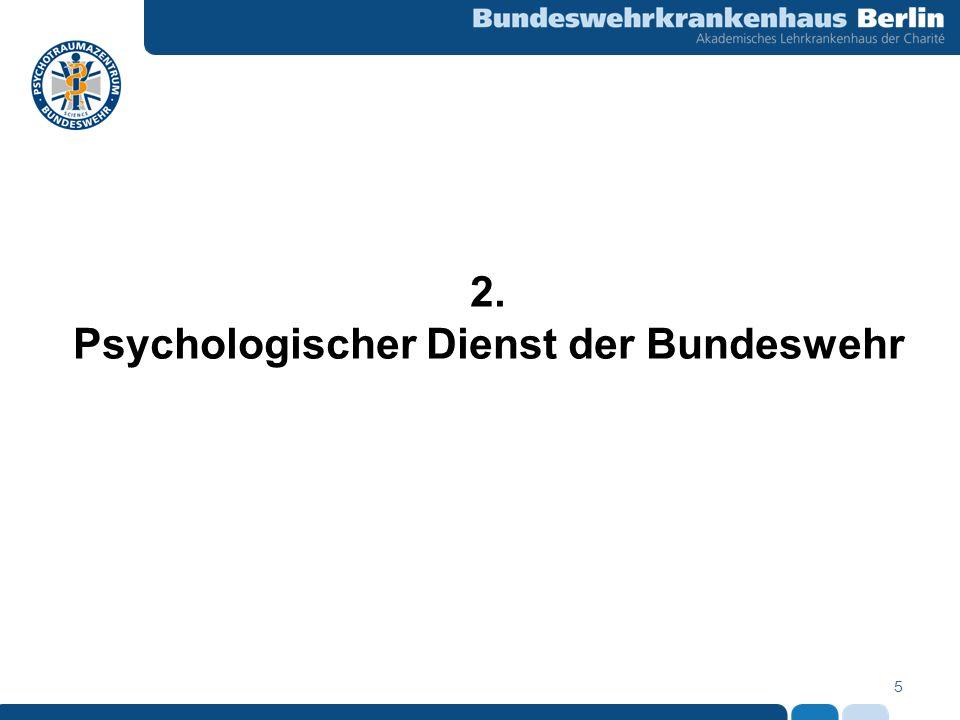 Psychologischer Dienst der Bundeswehr