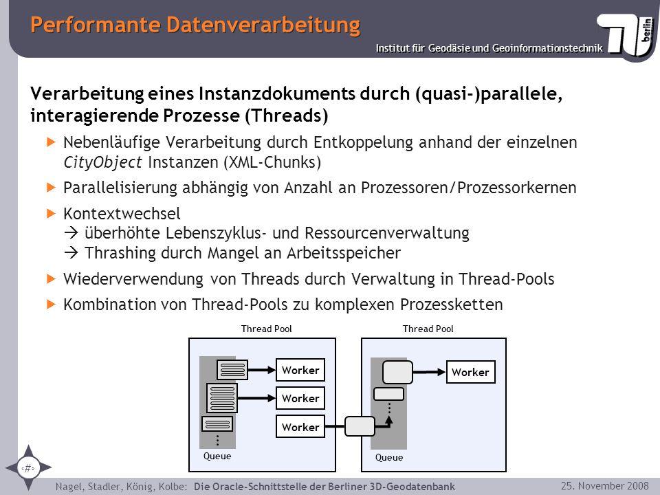 Performante Datenverarbeitung