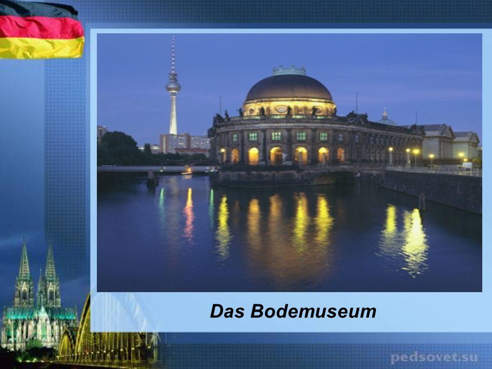 Das Bodemuseum