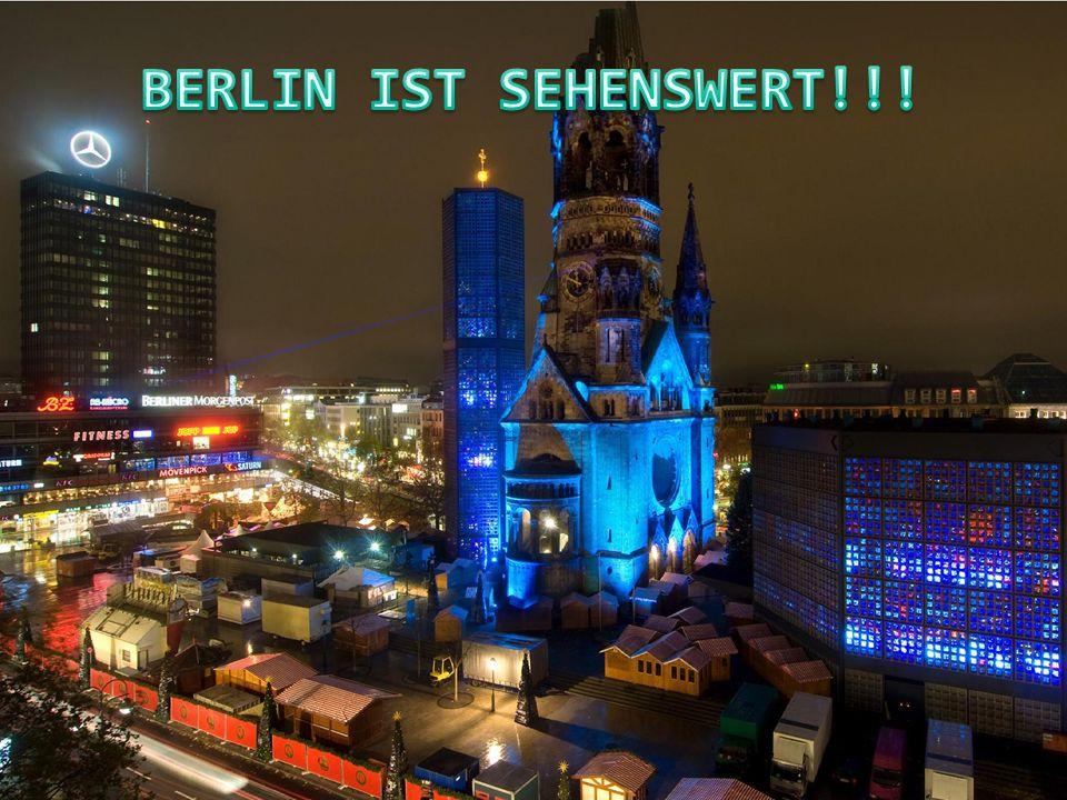 Berlin ist sehenswert!!!