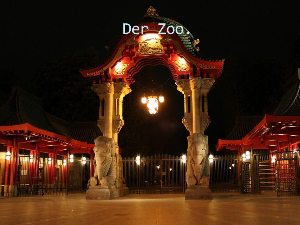 Der Zoo.