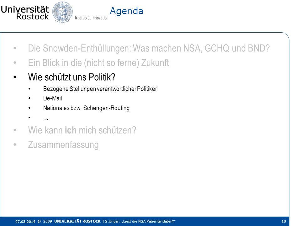 Die Snowden-Enthüllungen: Was machen NSA, GCHQ und BND