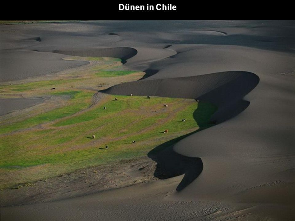 Dünen in Chile