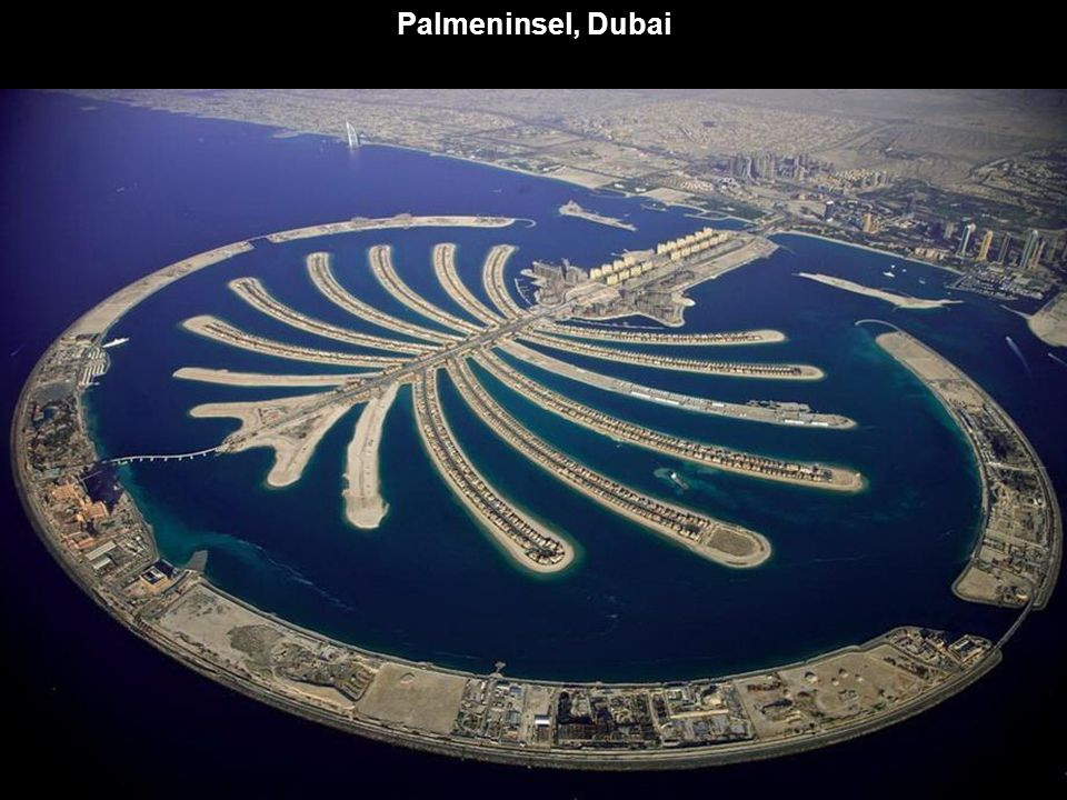 Palmeninsel, Dubai