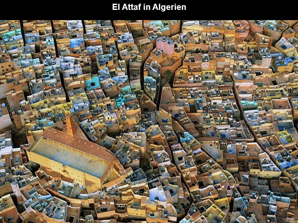 El Attaf in Algerien