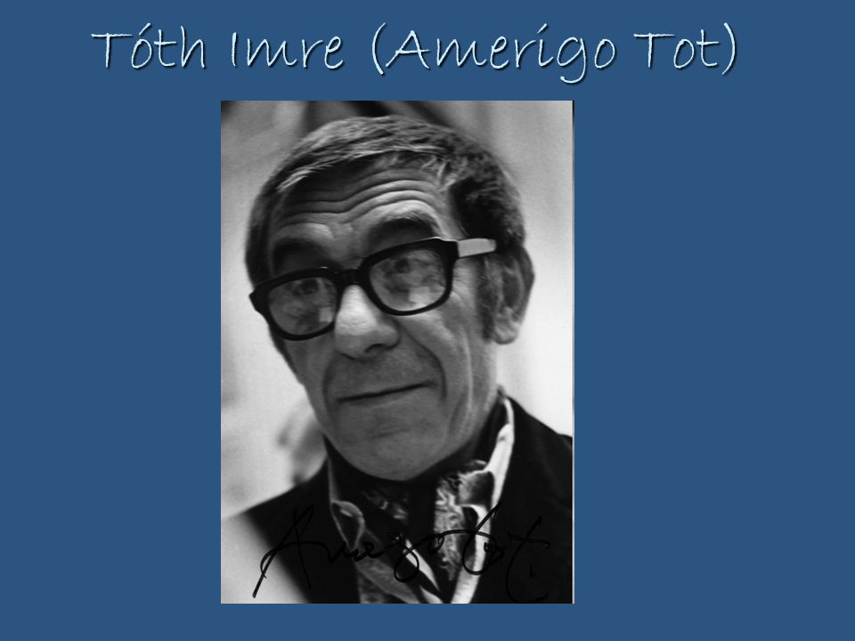 Tóth Imre (Amerigo Tot)