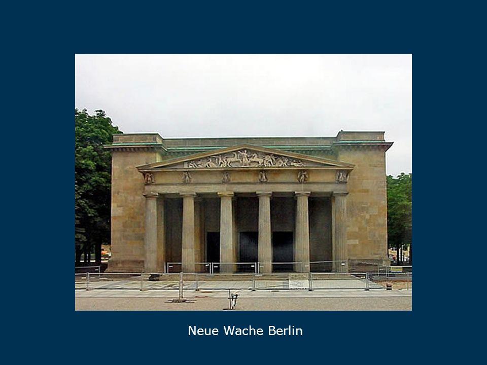 Neue Wache Neue Wache Berlin