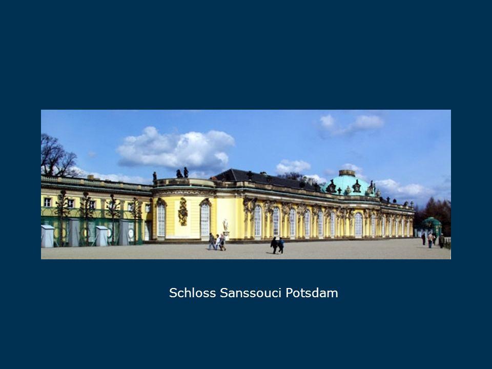 Sanssouci Schloss Sanssouci Potsdam