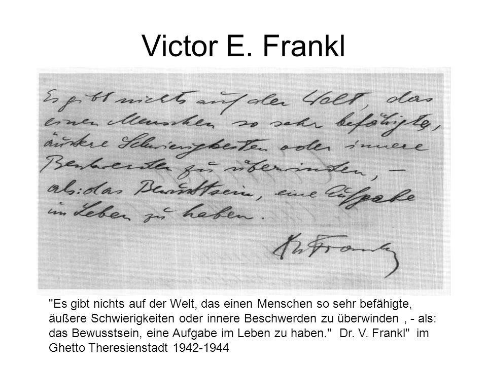 Victor E. Frankl