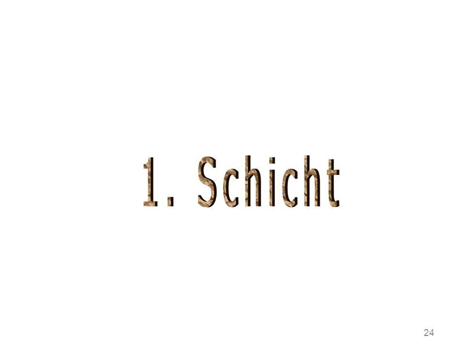 1. Schicht 24