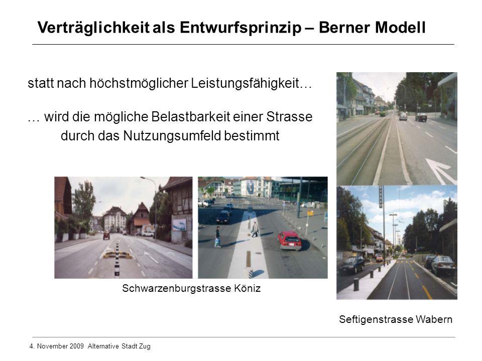 Verträglichkeit als Entwurfsprinzip – Berner Modell