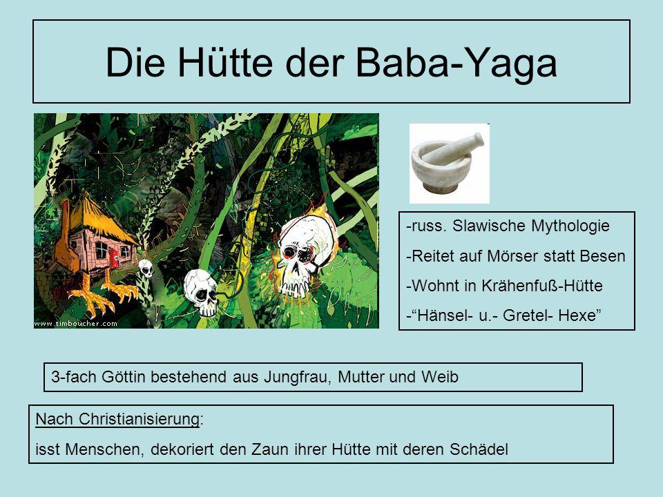 Die Hütte der Baba-Yaga