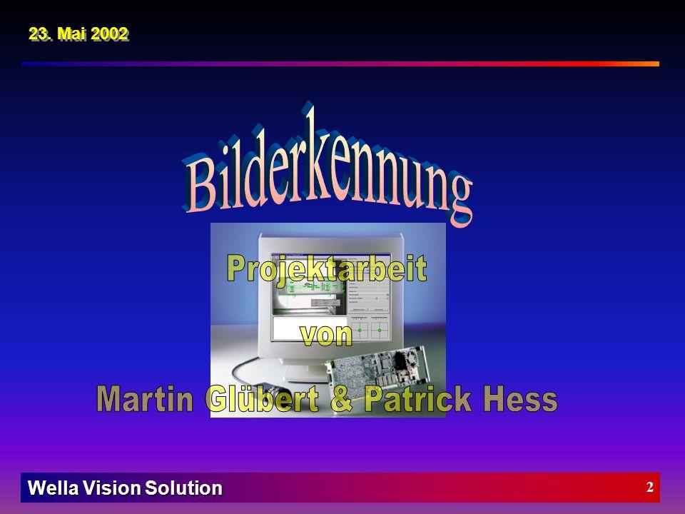 Martin Glübert & Patrick Hess