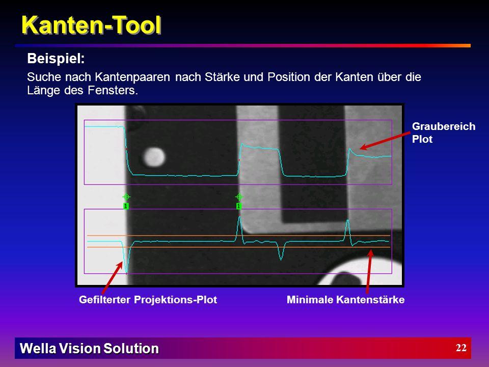 Kanten-Tool Beispiel: