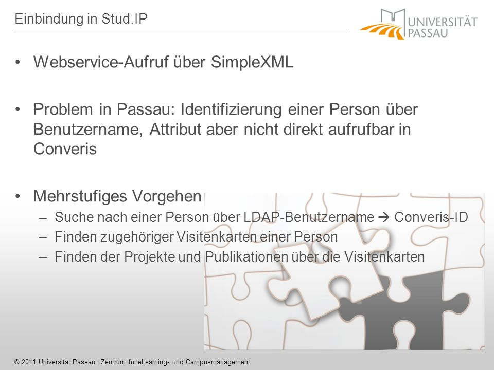Webservice-Aufruf über SimpleXML