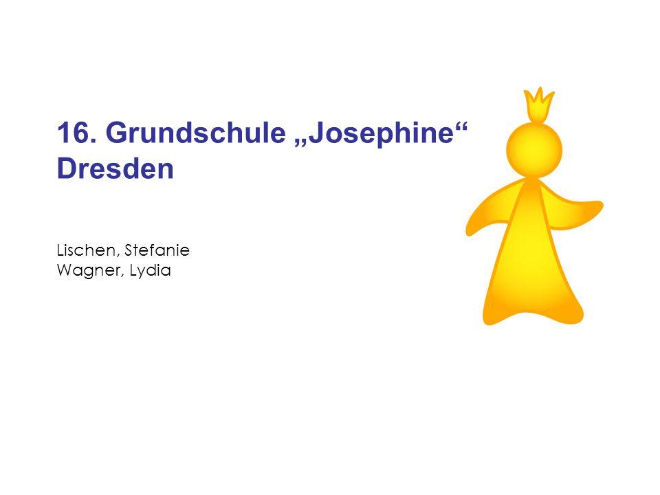 """16. Grundschule """"Josephine Dresden Lischen, Stefanie Wagner, Lydia"""