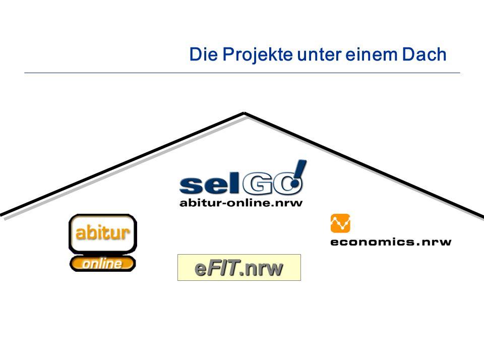 Die Projekte unter einem Dach