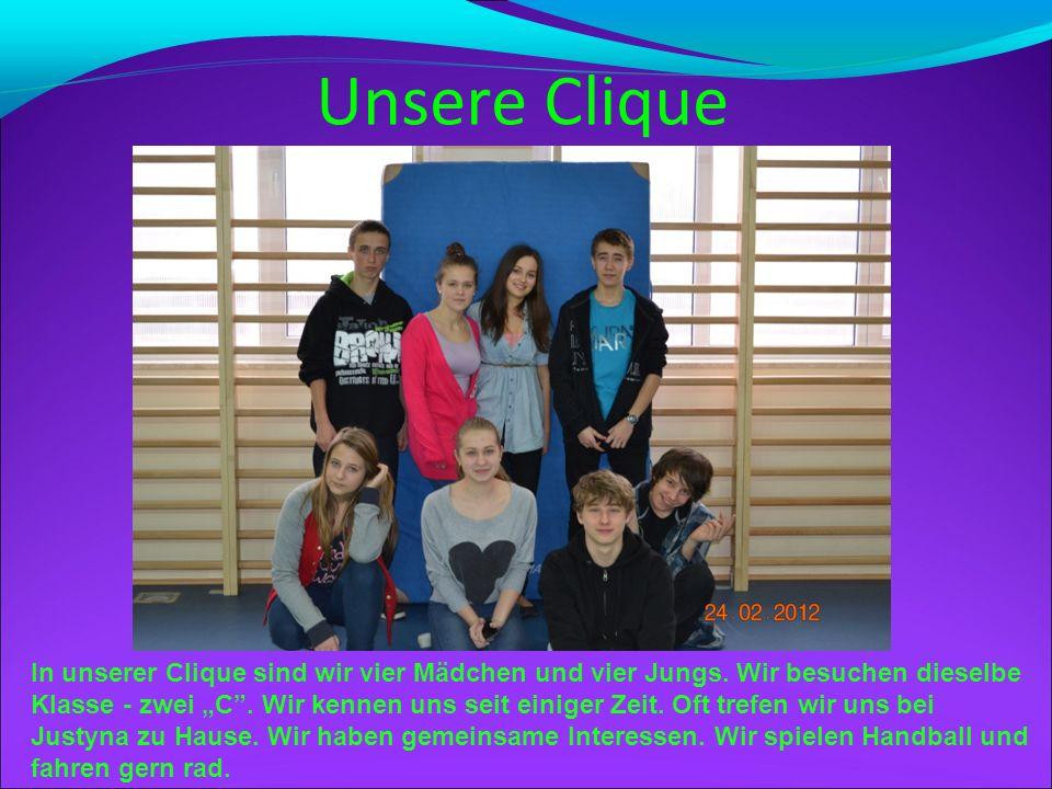 Unsere Clique