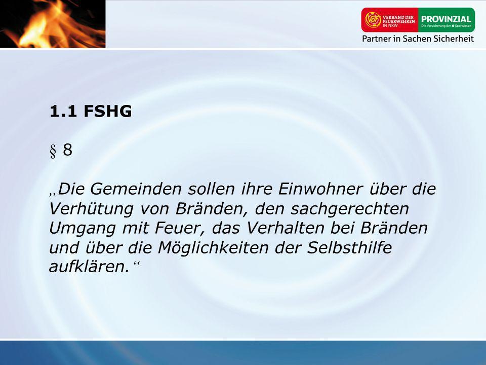 1.1 FSHG § 8.