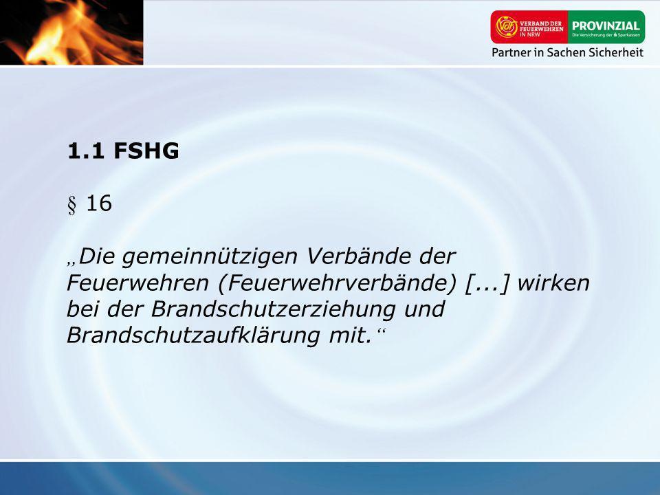 1.1 FSHG § 16.