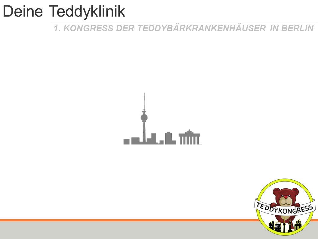 Deine Teddyklinik 2